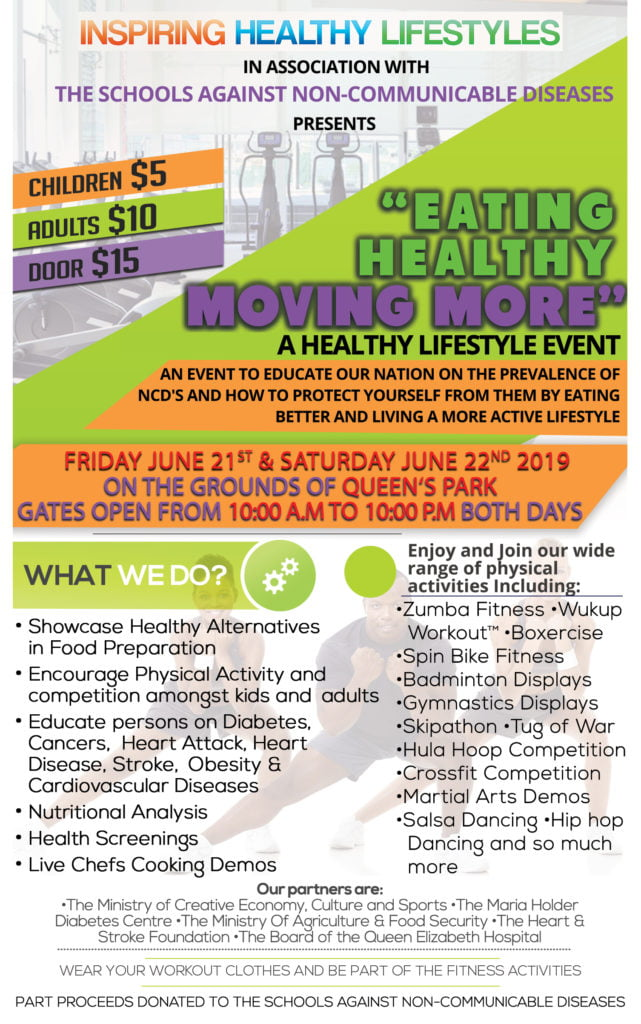 Heathy-Lifesytles flyer